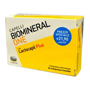 BIOMINERAL ONE LACTOPLUS 30 COMPRESSE