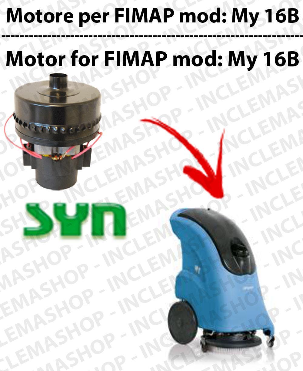 My 16 B Motore aspirazione SYN per lavapavimenti FIMAP