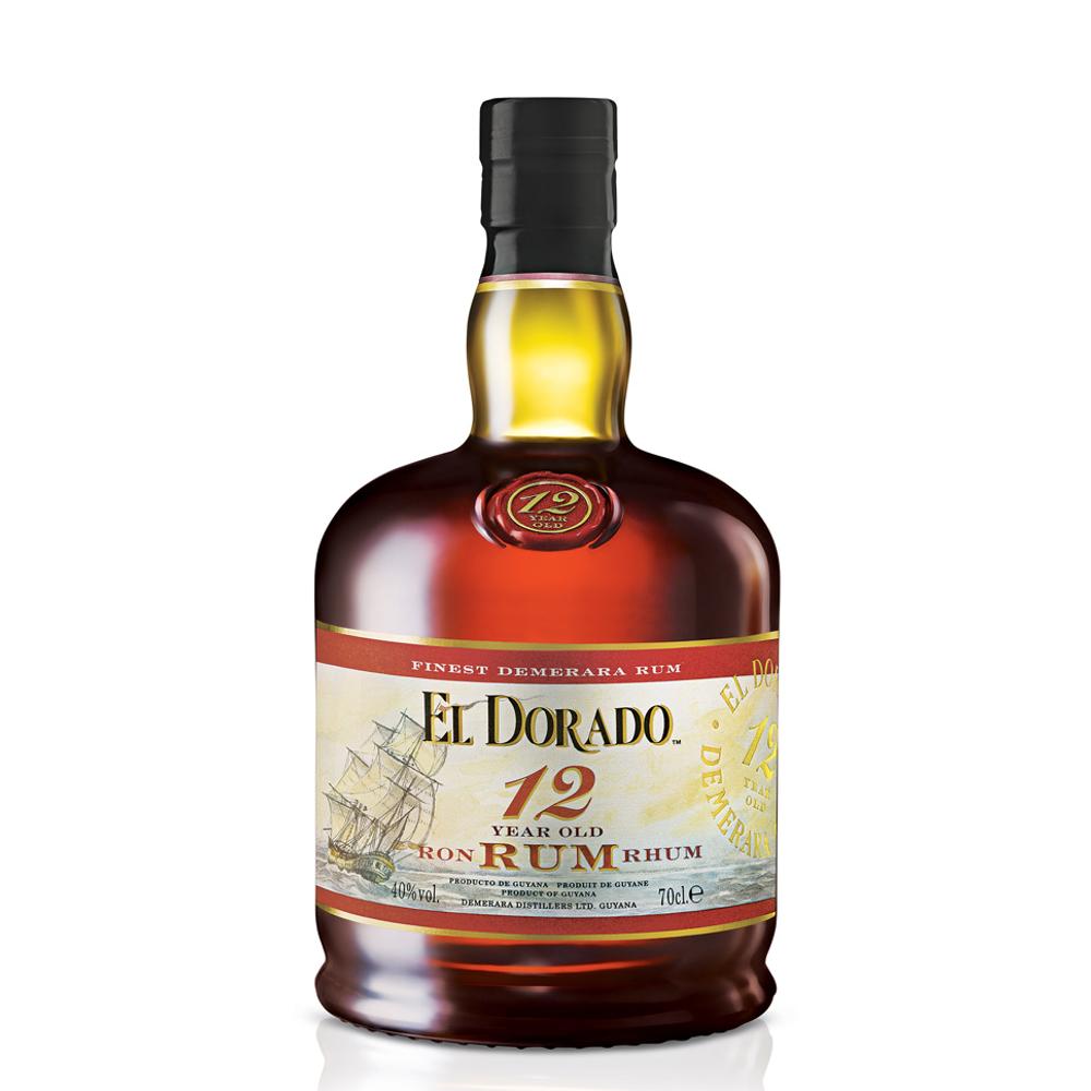 El Dorado - Rum 12 YO