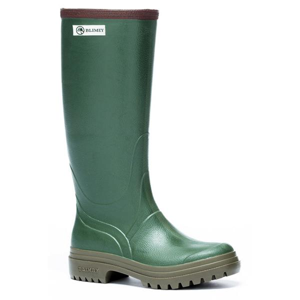 1001 STIVALE PREMIUM BLIMEY -   Hunting  Rubber boots   -   Dark Green