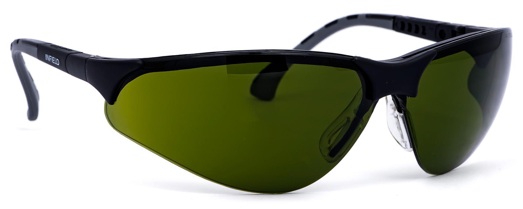 Infield Safety Occhiale per Saldatura Terminator