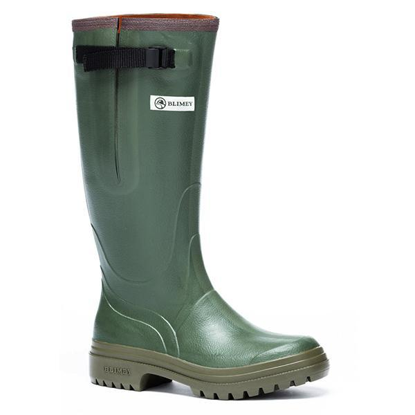 1016 STIVALE TACTICAL BLIMEY   -   Stivali in gomma  Caccia   -   Dark green