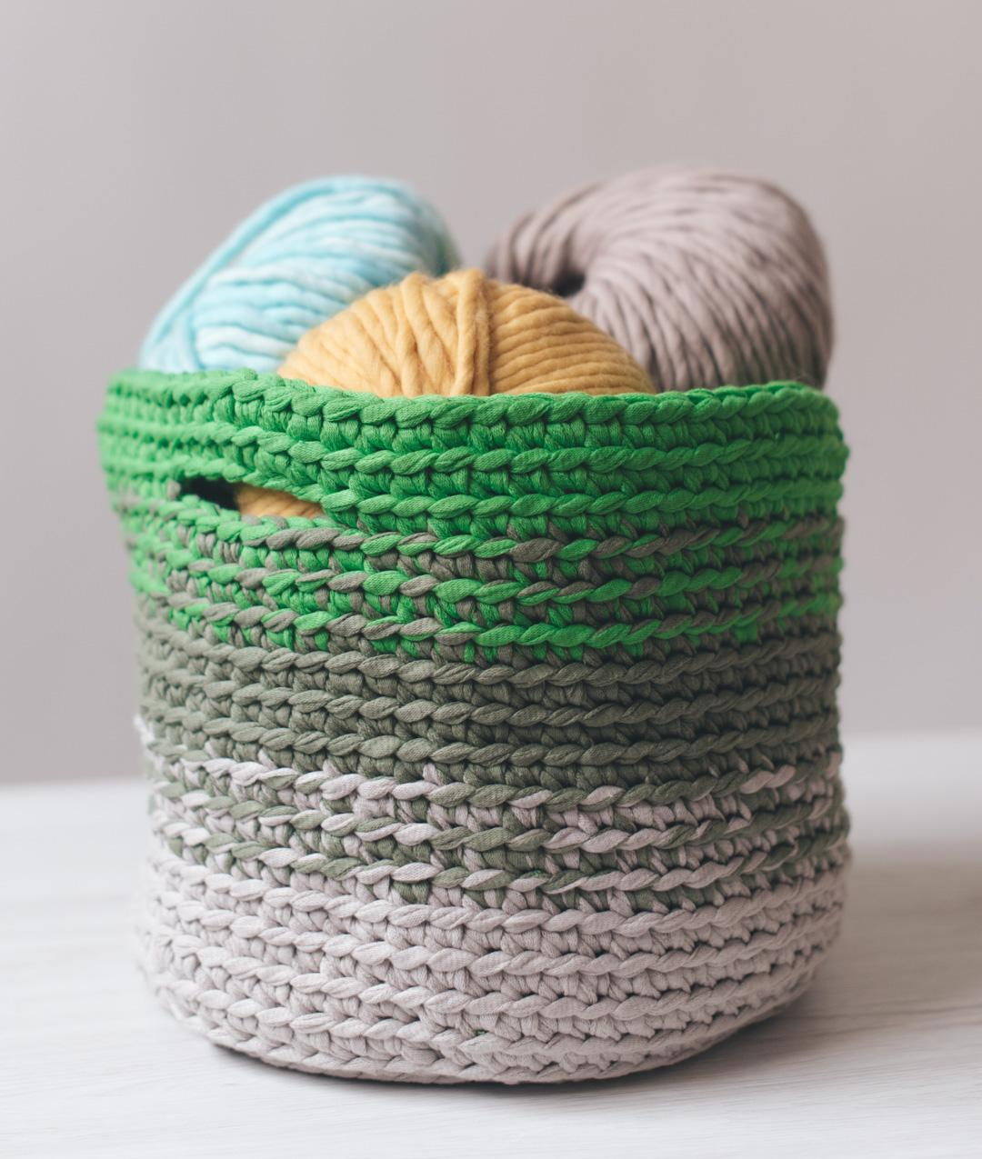 Home - Cotton - SHADE BASKET - 1