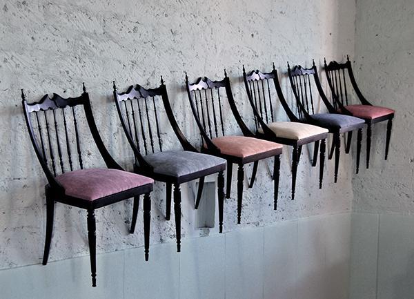 Sedie e sgabelli vintage vintage style sas