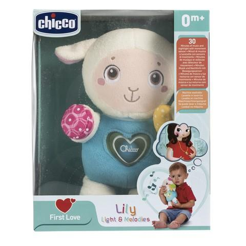 CHICCO FIRST LOVE LILY LUCE MUSICA PECORA 07939 ARTSANA CHICCO