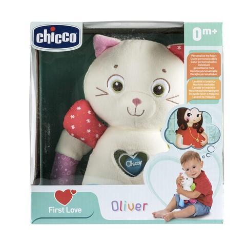 CHICCO FIRST LOVE PUPAZZO GATTO 07940 ARTSANA CHICCO