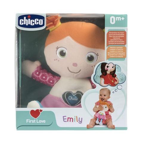 CHICCO FIRST LOVE EMILY BAMBOLA 07942 ARTSANA CHICCO