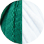 Smeraldo - Bianco
