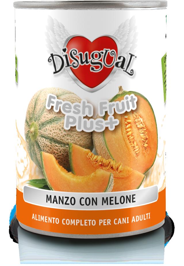 Disugual fresh fruit manzo melone 400 g