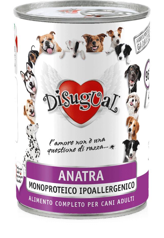 Disugual monoproteico anatra 400g