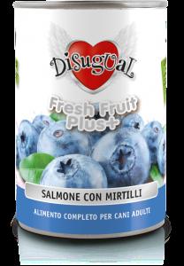 Disugual fresh fruit salmone e mirtilli 400 g