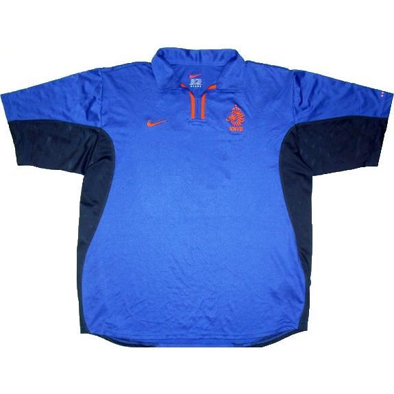 2000-02 Olanda Maglia Away M (Top)