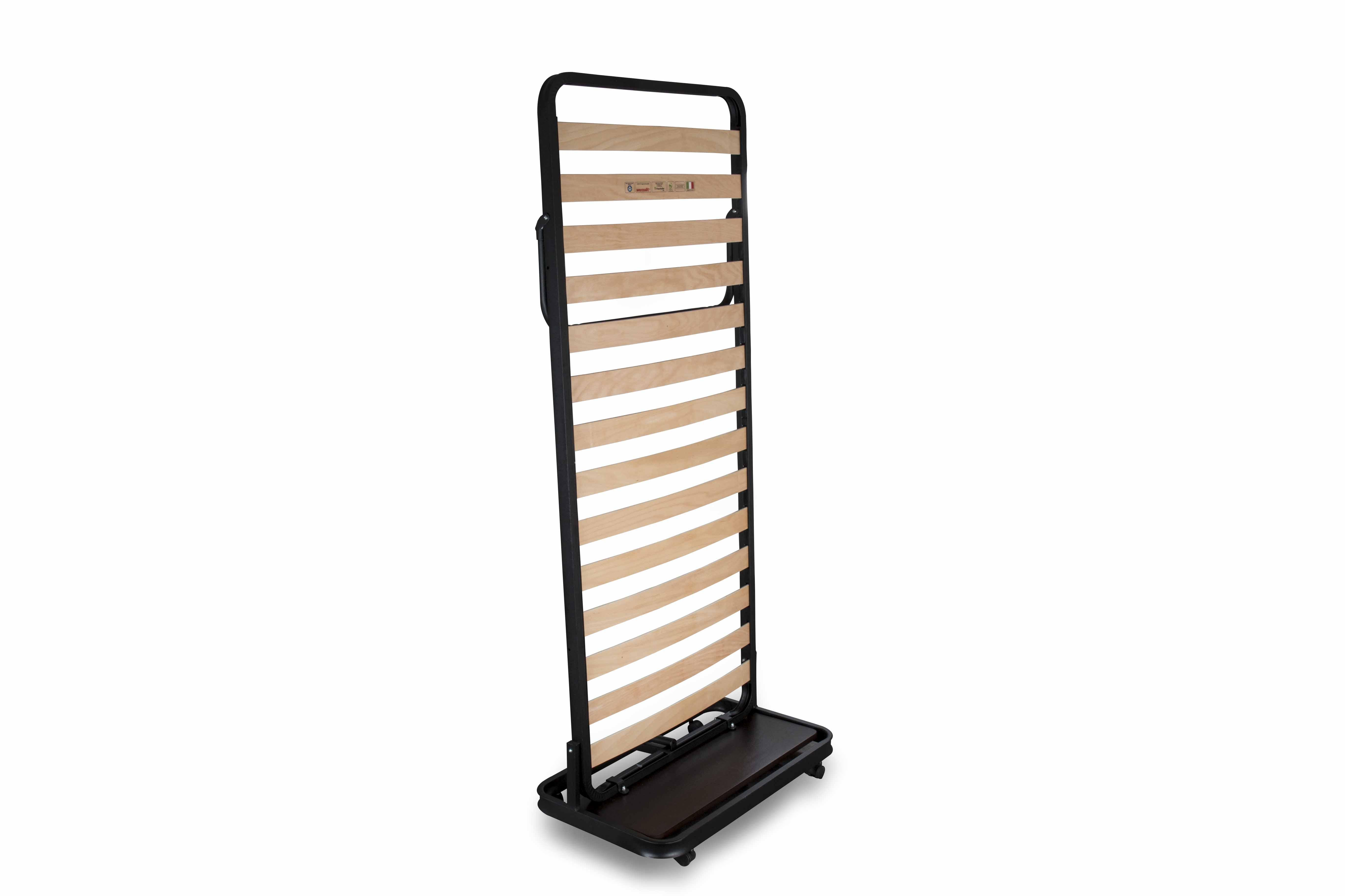 lit d 39 appoint pliant pour invit plian 80x190 plumb. Black Bedroom Furniture Sets. Home Design Ideas