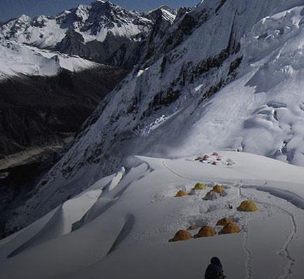 Scarponi alpinismo