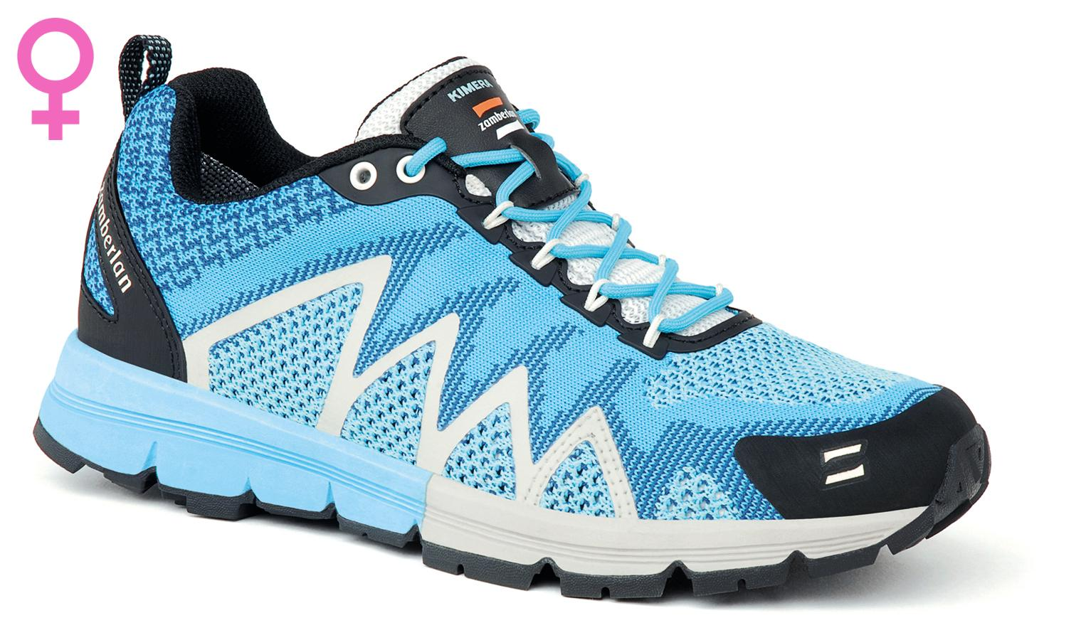 123 KIMERA RR WNS   -   Hiking  Shoes   -   Light Blue