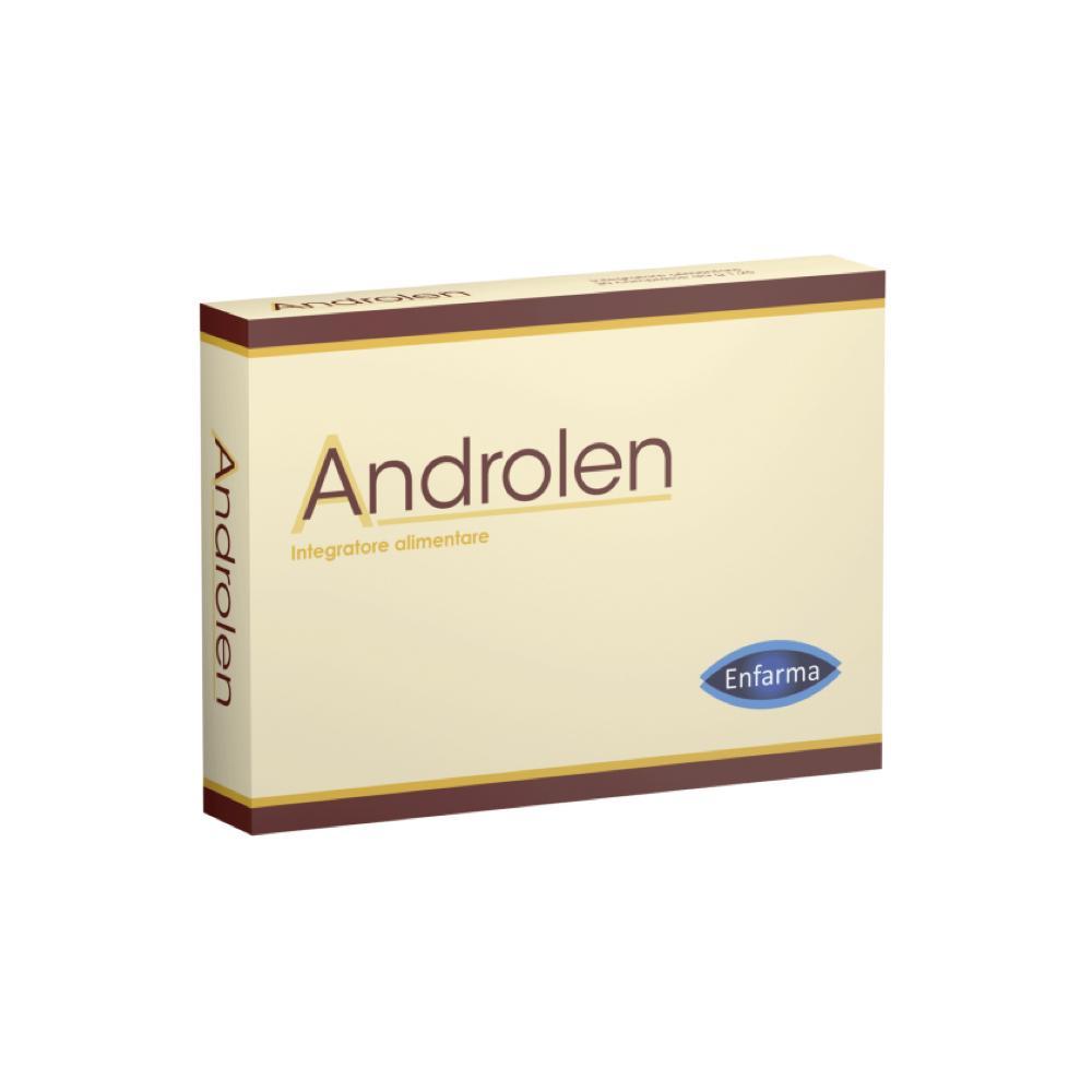 ANDROLEN - INTEGRATORE UTILE PER RIDURRE LO STRESS OSSIDATIVO