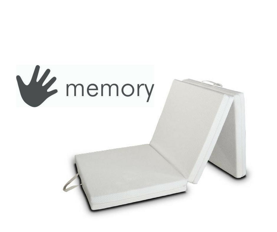 Matelas Pliant  Futon en memoire de forme 10 cm |Futon Memory