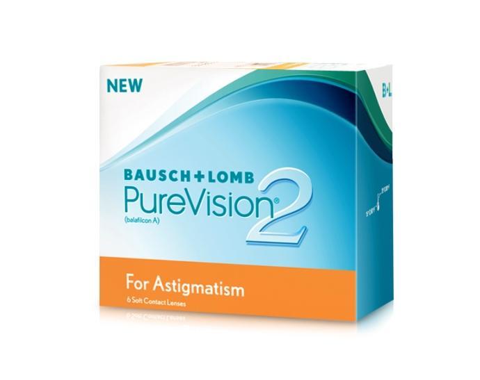 PureVision 2 HD for Astigmatism (6 lenti)
