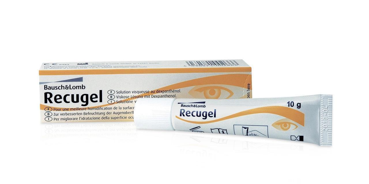 Recugel - Gel Oculare (10g)