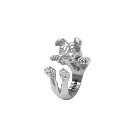 DOG FEVER - HUG RING American Staffordshire