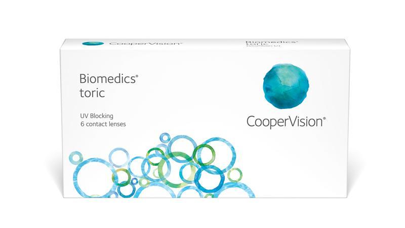 Biomedics Toric (6 lenti)