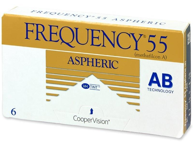 Frequency 55 Aspheric (6 lenti)