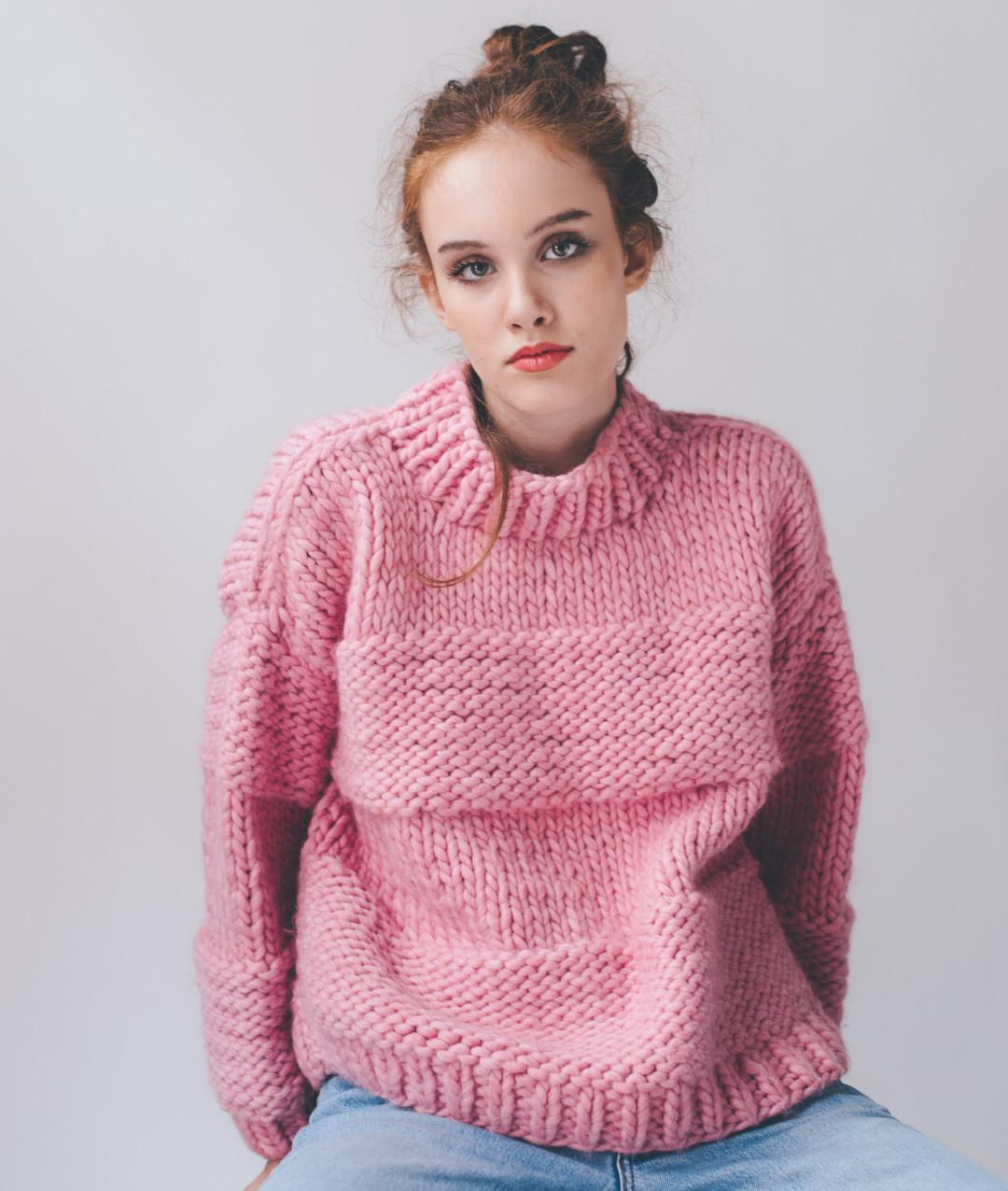 Sweaters and Tops - Wool - Bonnie Sweater - 1