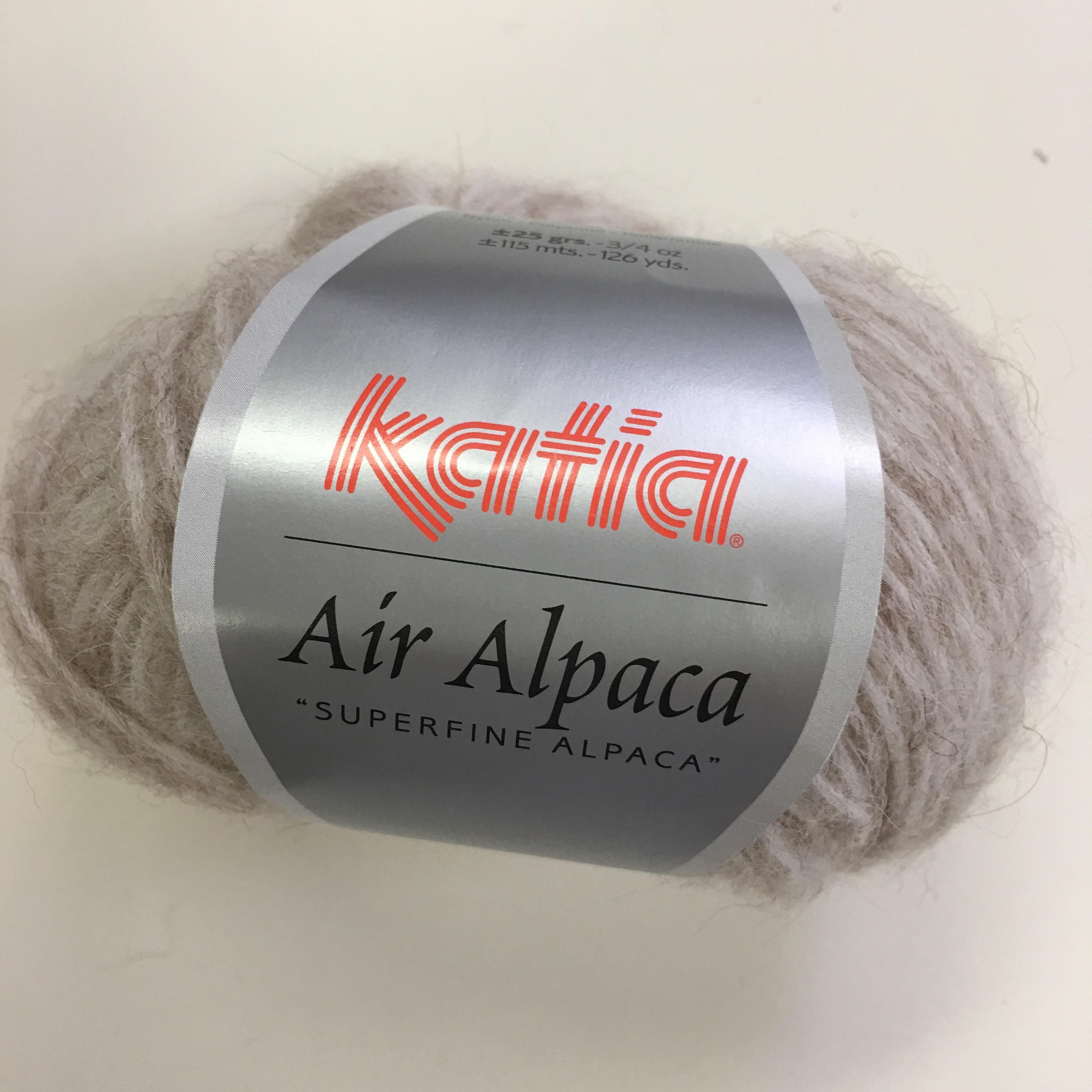 Katia|Air Alpaca