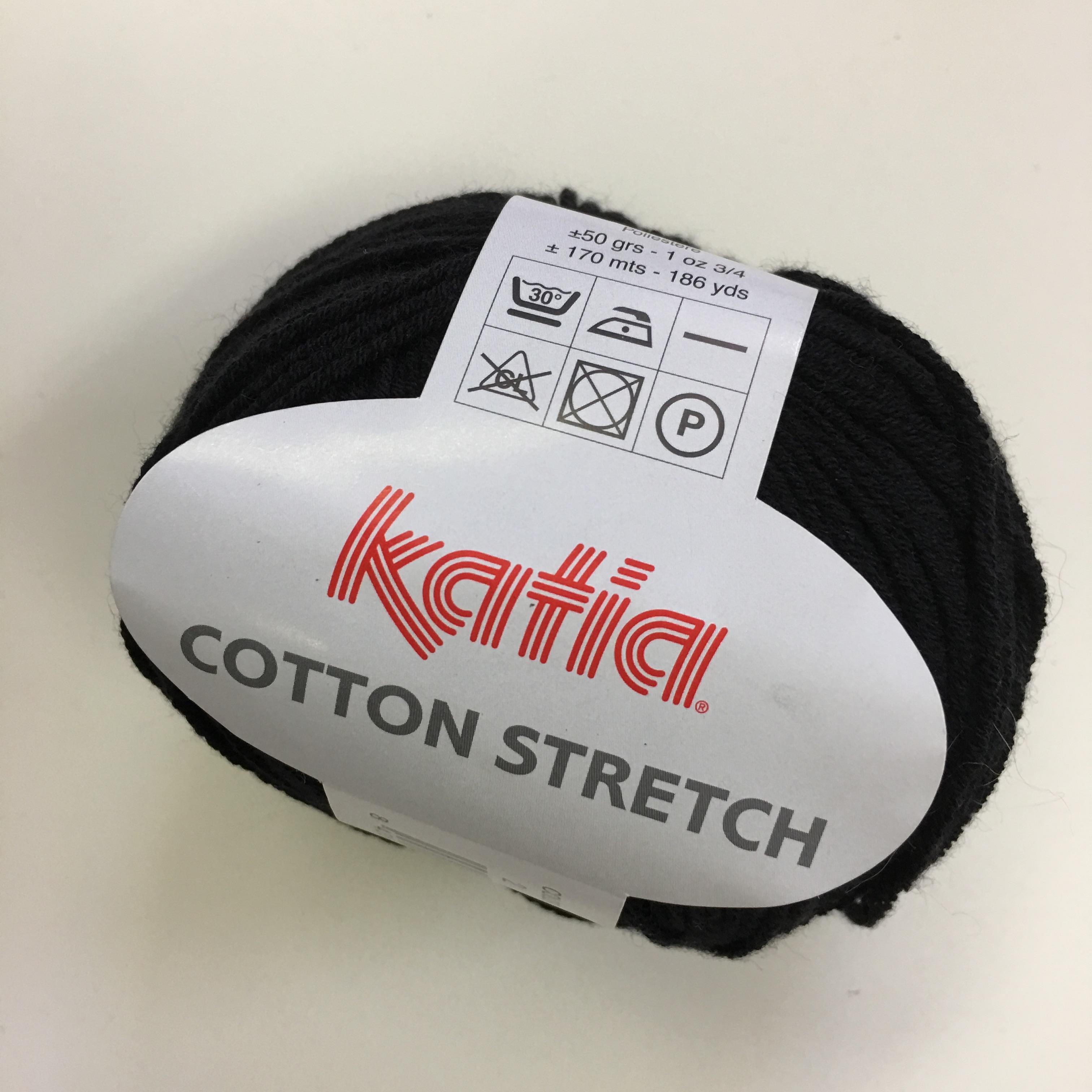 Katia Cotton Stretch
