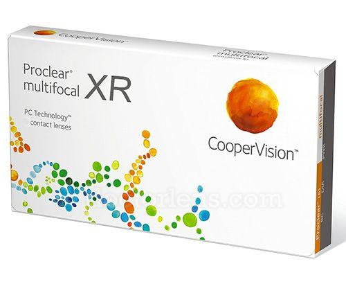 Proclear Multifocal XR (3 lenti)