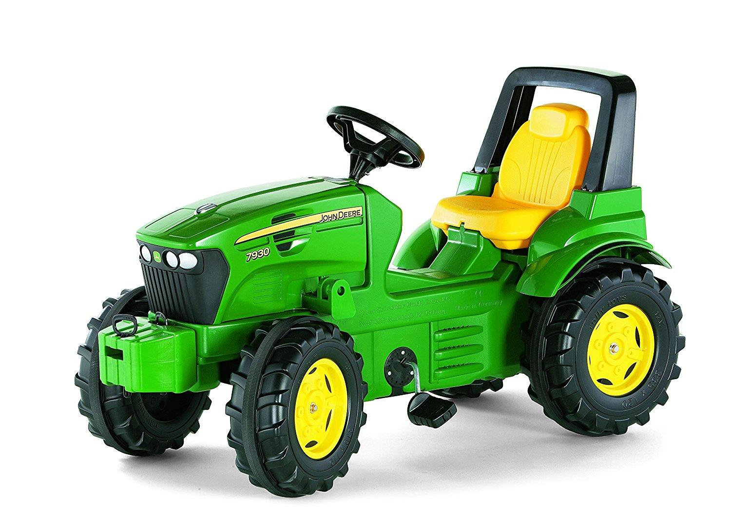 TRATTORE JHON DEERE 7930 700028 ROLLY TOYS