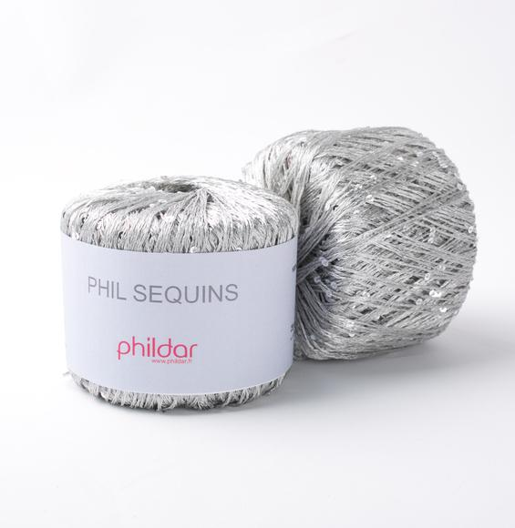Phildar|phil Sequins