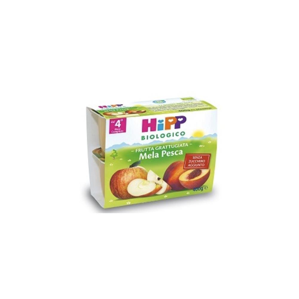 HIPP BIOLOGICO FRUTTA GRATTUGIATA PERA WILLIAMS - DAL 4 MESE COMPIUTO