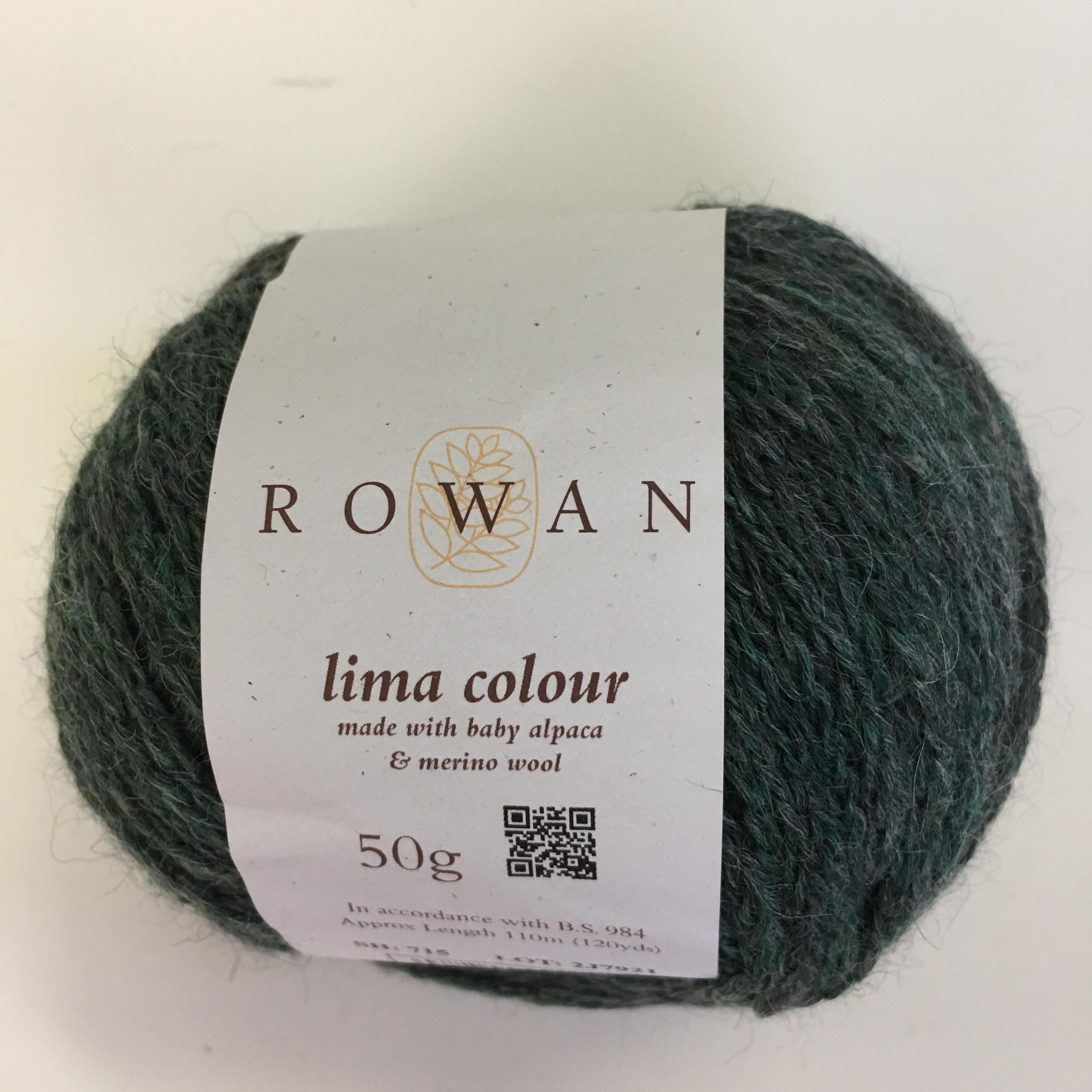 Rowan Lima Colour