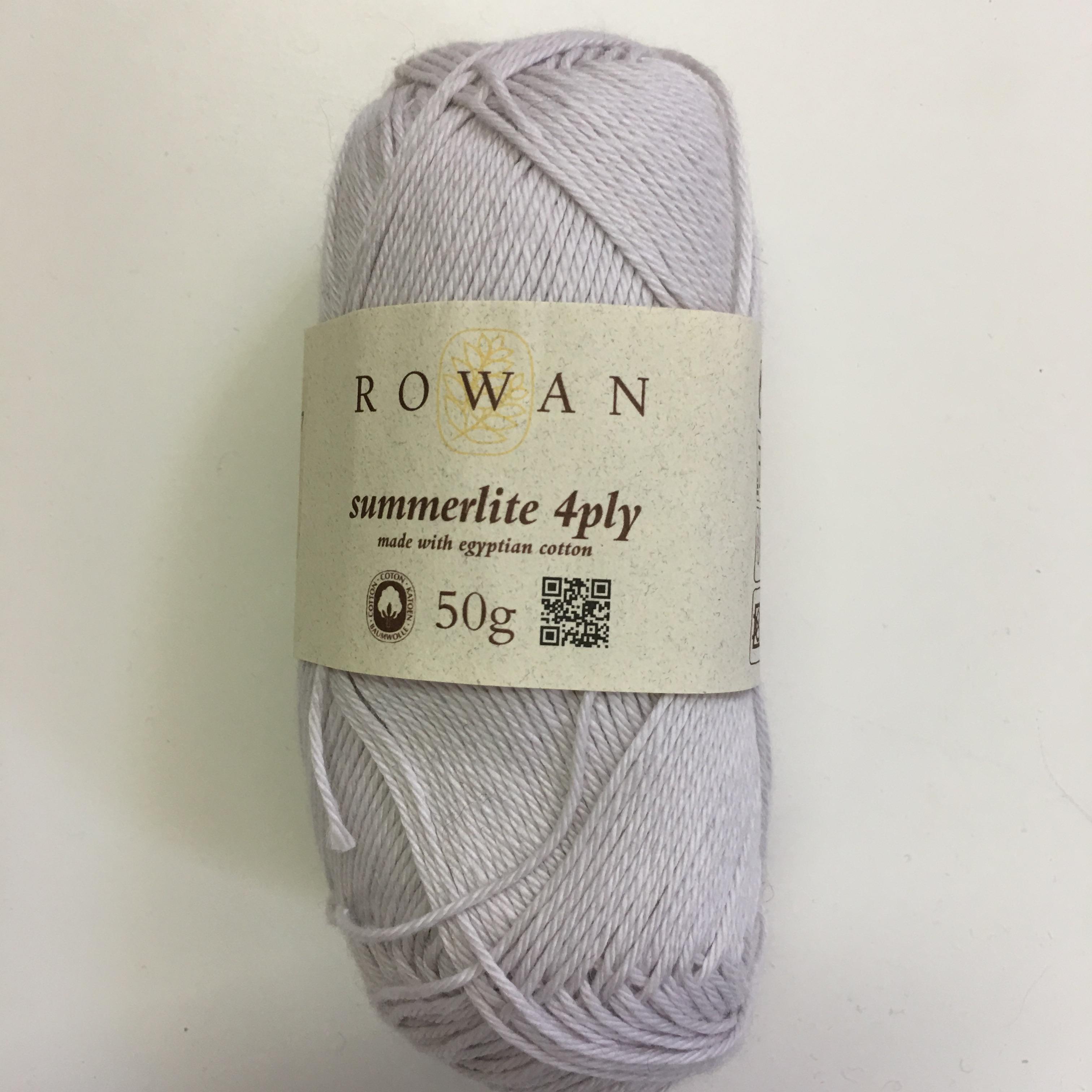 Rowan|Summerlite 4ply