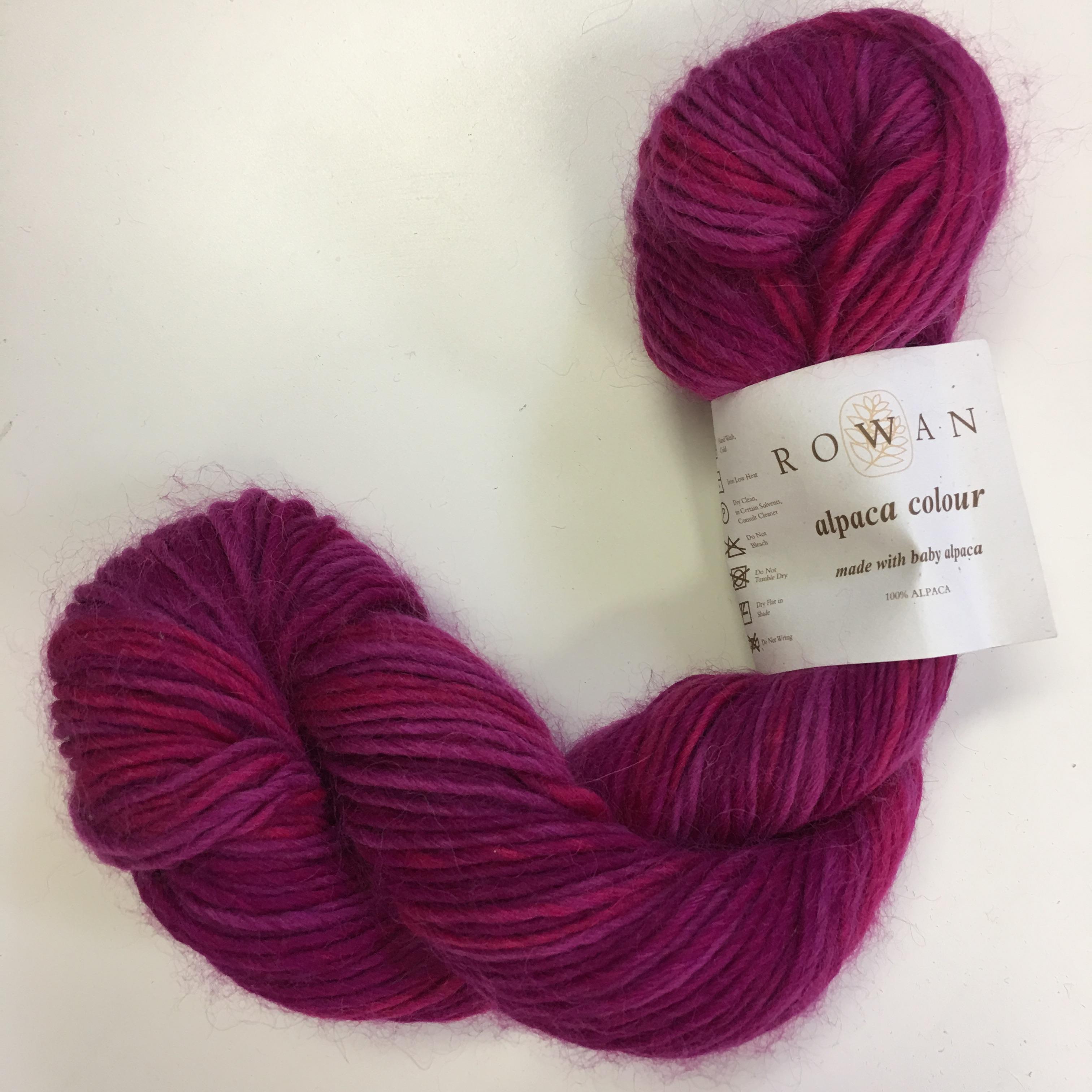 Rowan|Alpaca Colour