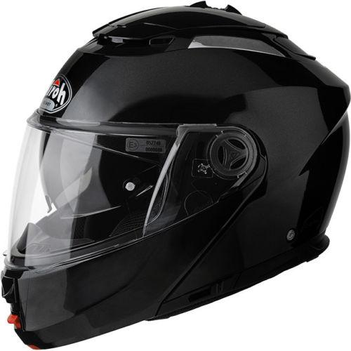 CASCO MOTO AIROH MODULARE PHANTOM BLACK METAL