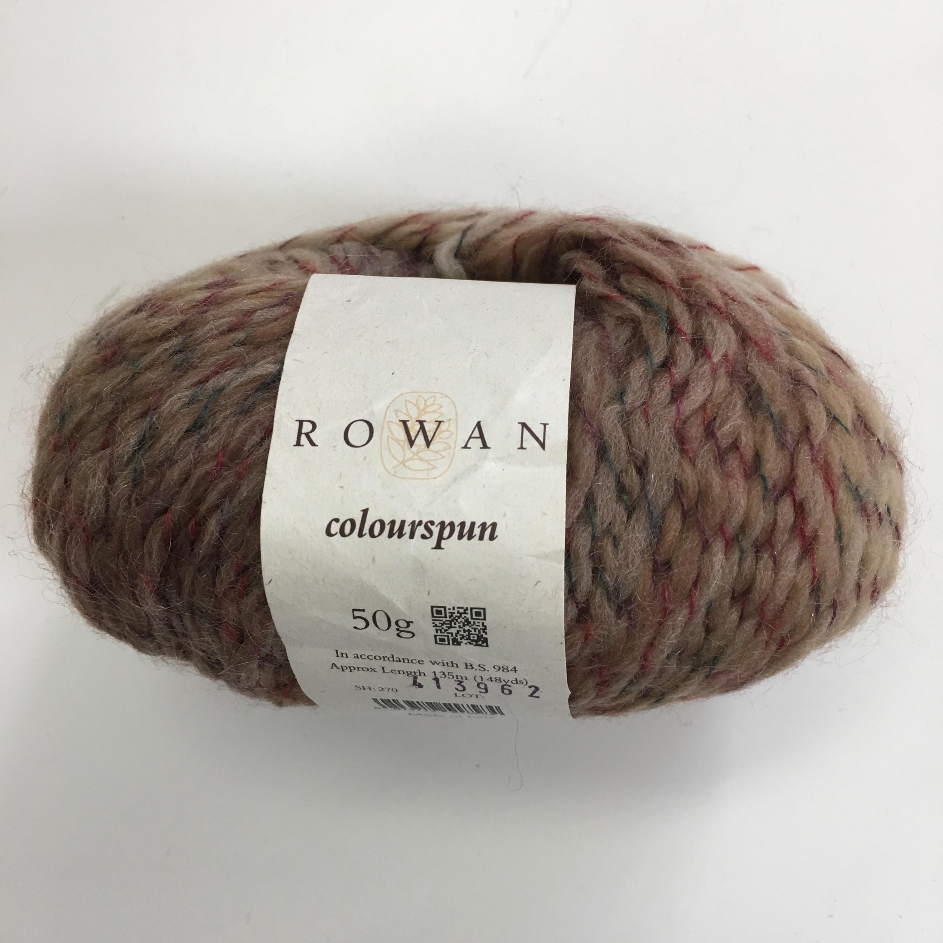 Rowan|Colourspun