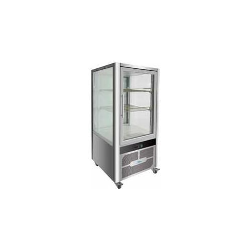 vetrina refrigerata frigorifero frigor frigo cm. Black Bedroom Furniture Sets. Home Design Ideas