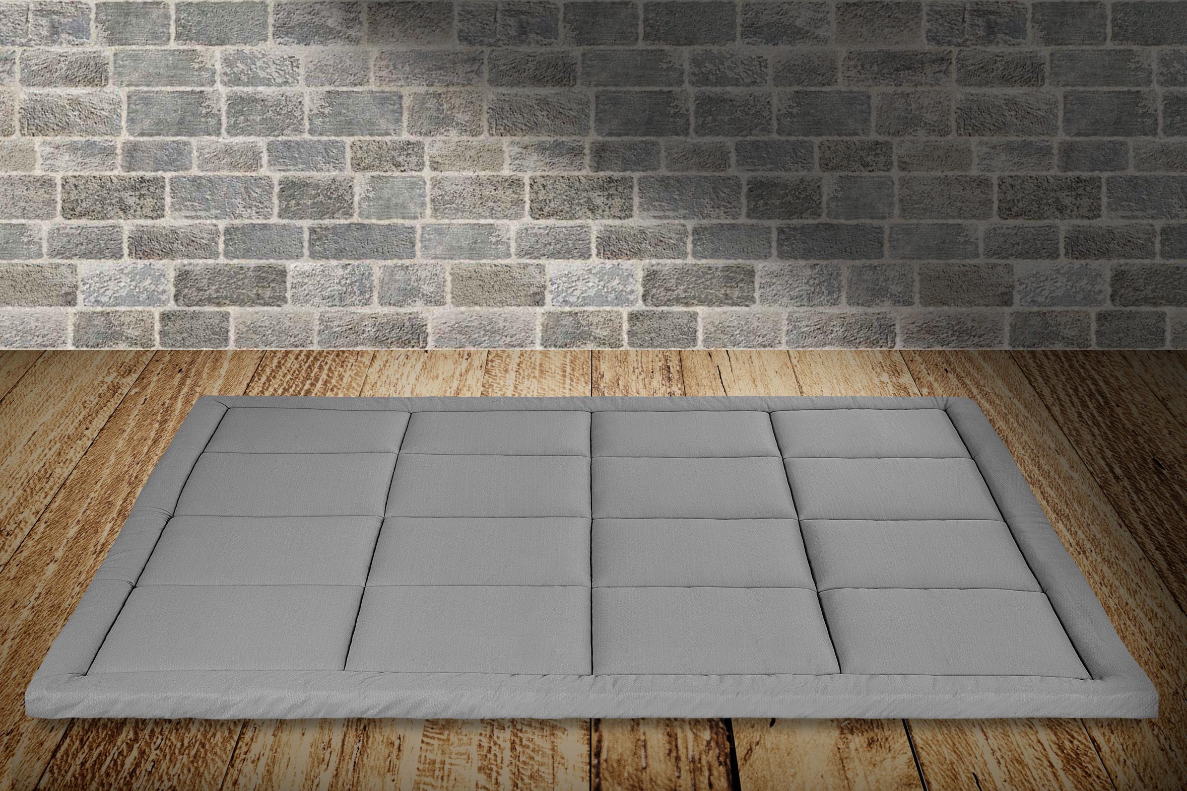 materasso da pavimento zn18 regardsdefemmes. Black Bedroom Furniture Sets. Home Design Ideas