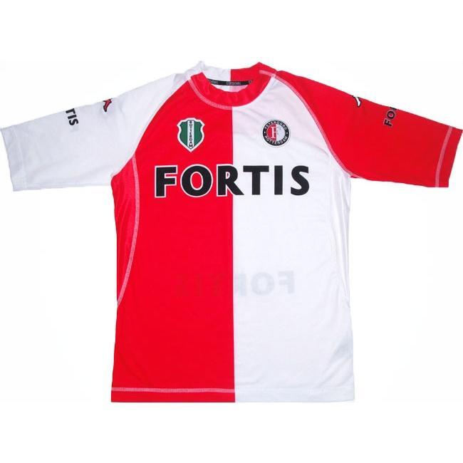 2004-05 Feyenoord Maglia Home L (Top)