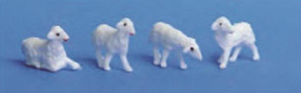 Busta pecorelle cm. 2 (48 pz)