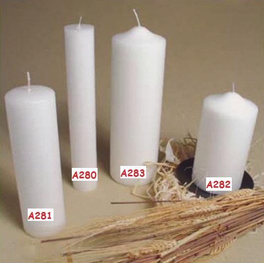 Cero mensa bianco (40x250)