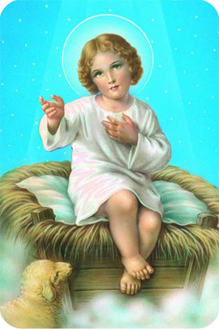 Magnete Gesù Bambino