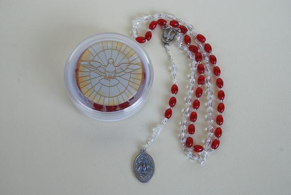 Corona rosario Confermazione