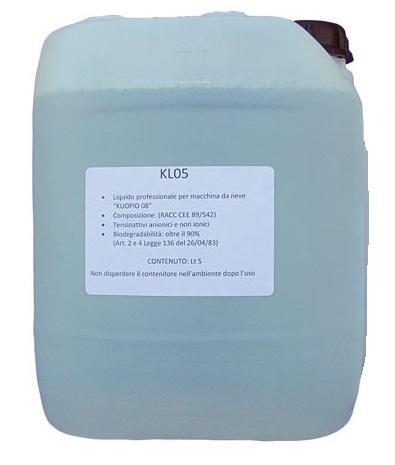 Liquido neve per Kuopio - 5 litri