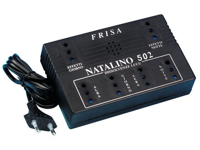 Natalino 502 - centralina luci