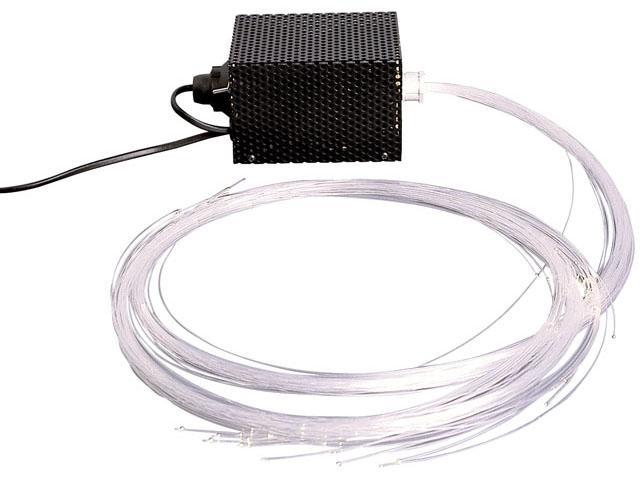 Stelle a fibra ottica 50 fili - centralina