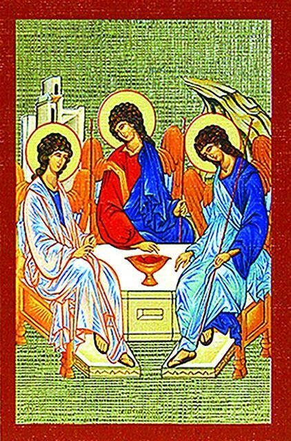 Tavoletta discesa Spirito Santo