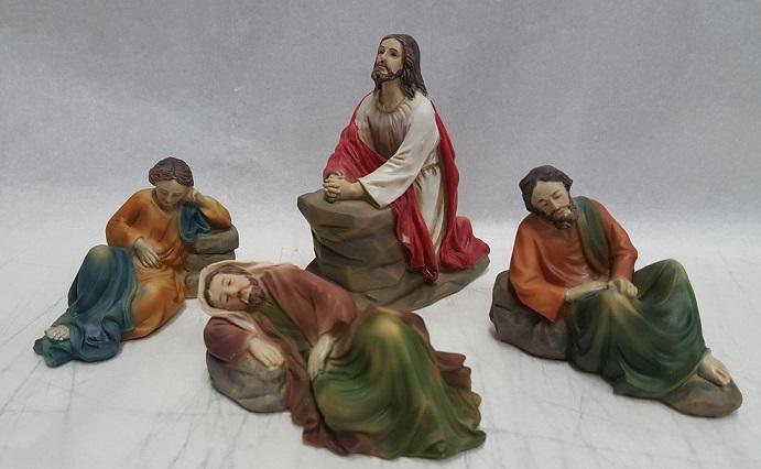 Gesù nell'orto (4 pz)